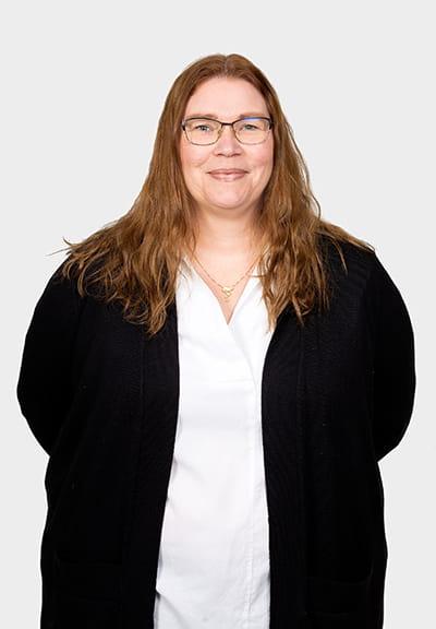Koordinator Sara Jonsson